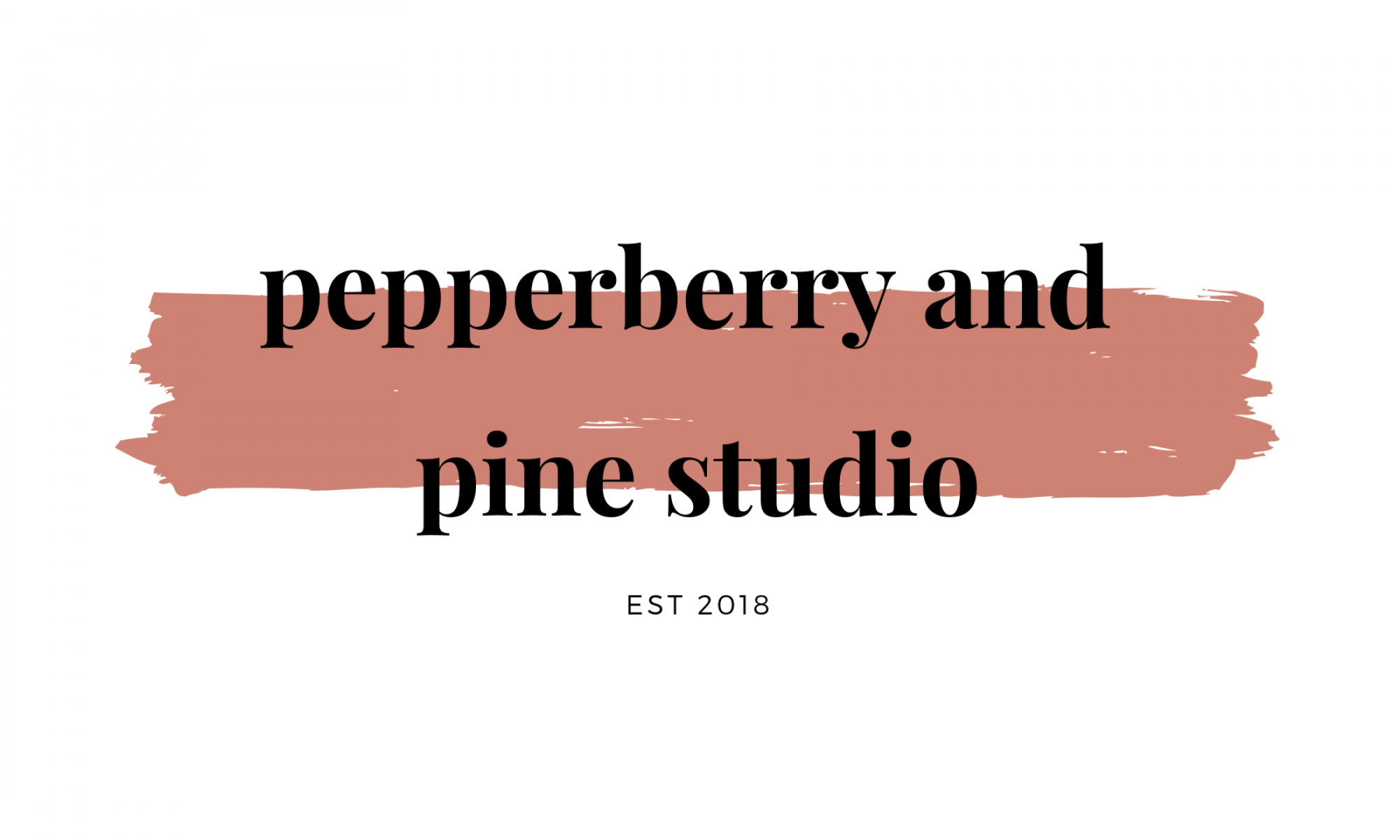 Pepperberry and Pine Studio